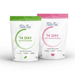 THINTEA & DETOX BLEND (14 DAY)