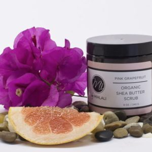 Mi Beauty Organic Shea Butter Scrub